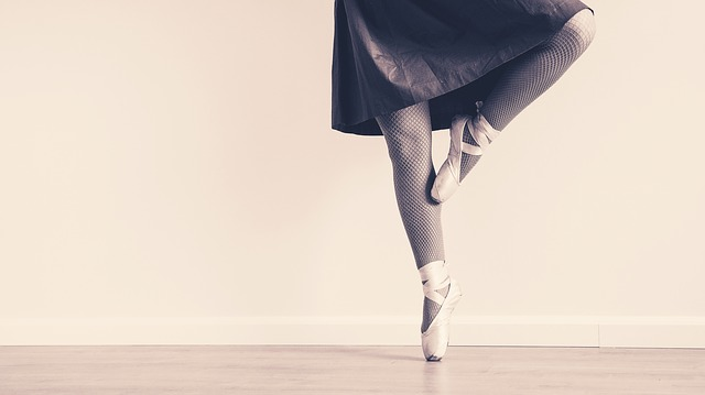 taniec - aktywność dla każdego