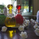 Prozdrowotny olej z konopii siewnej