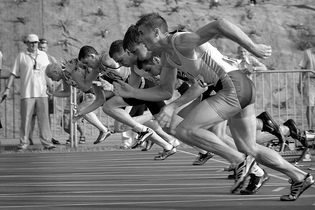 przygotowanie do zawodów biegowych