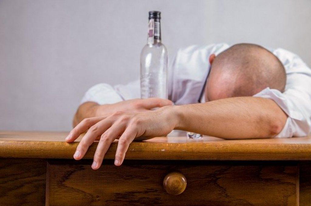 Zaszycie alkoholowe