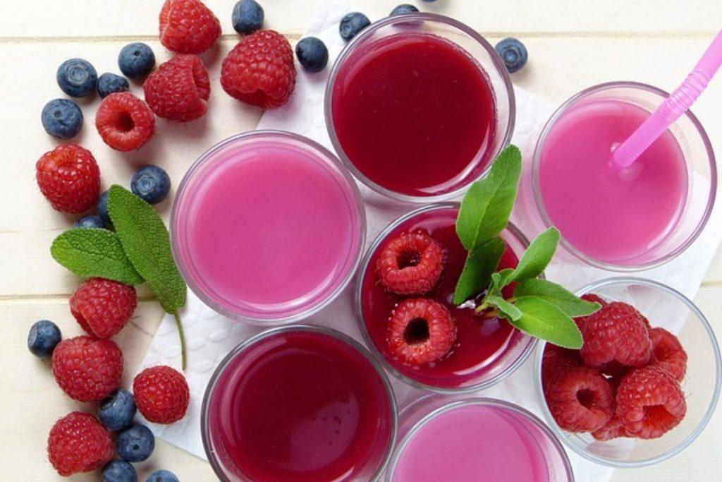 zalety diety sokowej