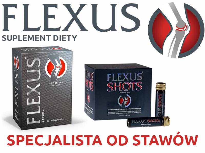 preparaty flexus dla sportowców